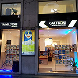 gattinoni travel store genova vetrina