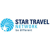 star travel network logo q